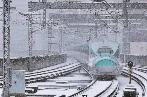 新幹線の運行状況一覧表(リアルタイム)