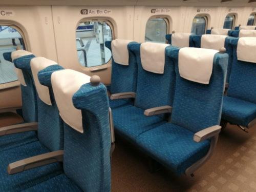 新幹線の空席状況はどこで調べたら良いですか?